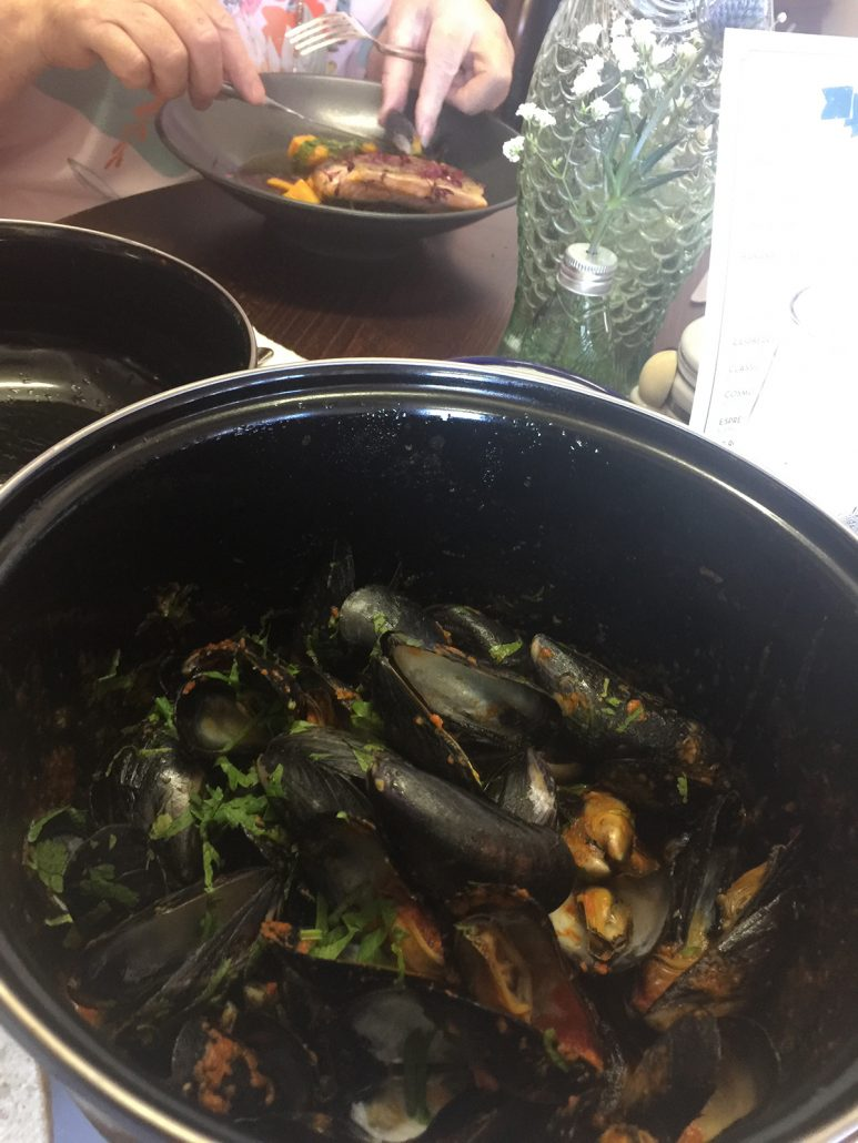 Dylans Celtic Dragon Mussels